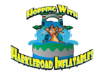 Hopping with Harkleroad Inflatables
